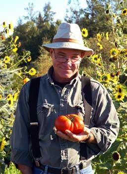 Carmon Mabrey CSA Farmer